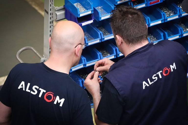 Le site Alstom de Charleroi concerné par une large commande de 500 millions d'euros à destination de l'Allemagne
