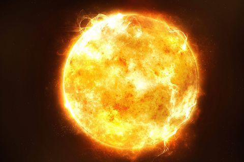 Un feu d'artifice cosmique : quand et comment va se passer la mort du soleil ?
