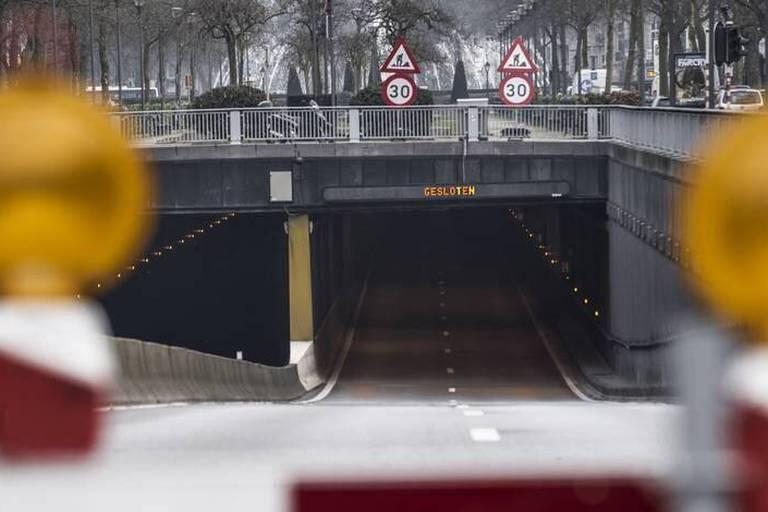 La dalle du tunnel Montgomery retirée avant l'été