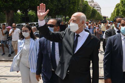 """En Tunisie, la pandémie a été """"la goutte d'eau qui a fait déborder le vase"""""""
