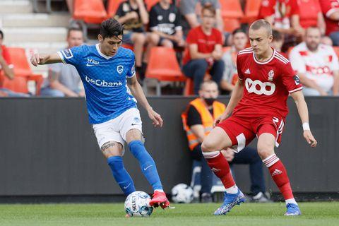 Le Standard concède le partage dans les arrêts de jeu face à Genk et perd deux points (1-1)