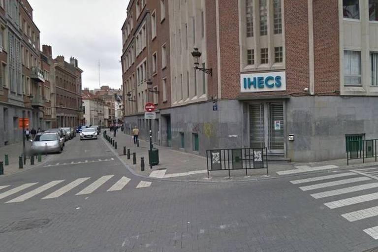 """Étudiantes à l'IHECS: """"À Bruxelles, nous voulons être respectées en tant que femmes, qu'êtres humains."""""""