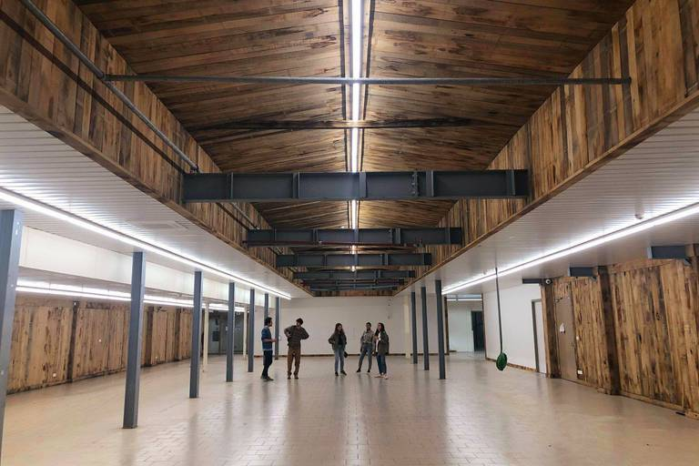 Le nouveau point de vente a été installé dans un bâtiment précédemment occupé par un Aldi.