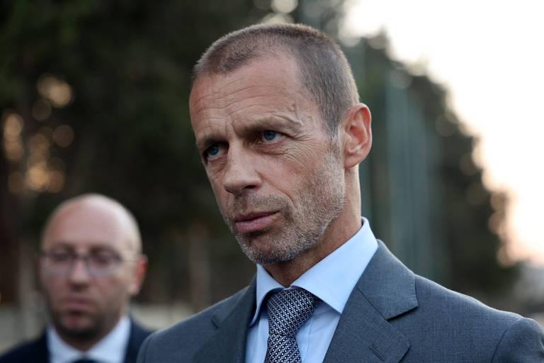 """Le président de l'UEFA """"très inquiet"""" par les projets de la FIFA de Mondial tous les 2 ans"""