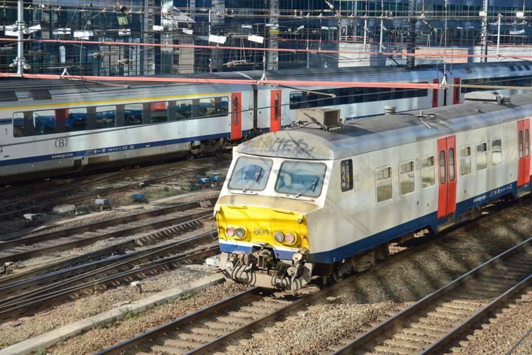 Un cheminot mortellement percuté par un train en Flandre : la circulation des TGV vers la France suspendue