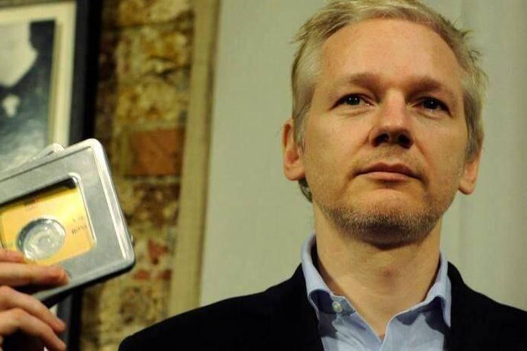 GB: Assange entame sa cinquième année de réclusion à l'ambassade d'Equateur