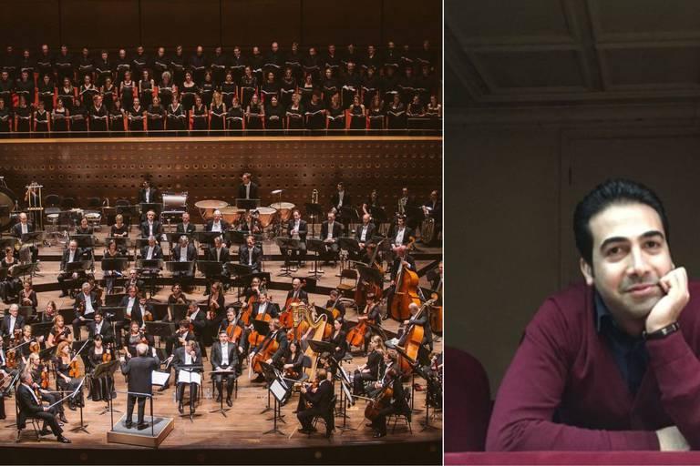 La voix des enfants syriens portée par l'orchestre symphonique d'Anvers