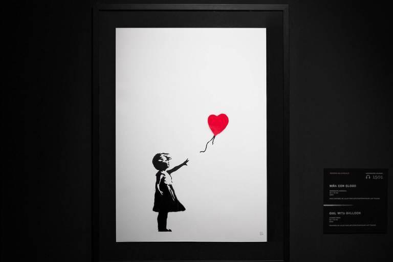 Banksy à Bruxelles : héros masqué et génial arnaqueur