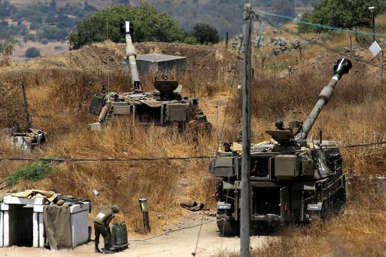 """Israël """"ne veut pas d'escalade"""" à la frontière libanaise mais se tient """"prêt"""""""