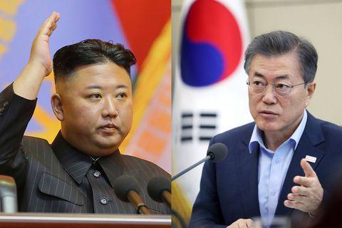 Course à l'armement en Corée: Séoul et Pyongyang procèdent à des tirs de missiles balistiques le même jour