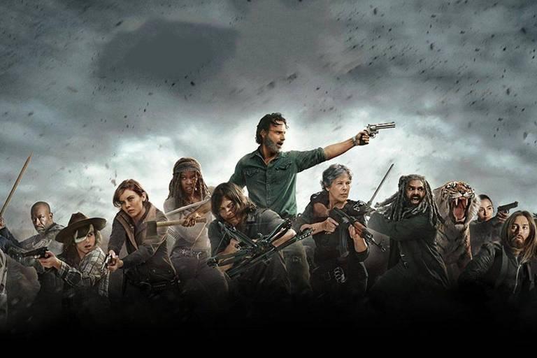 """""""The Walking Dead"""", dix ans d'Amérique"""