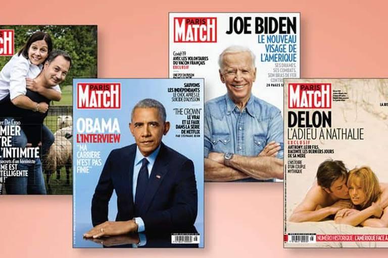 Bons plans abonnés : Paris Match vous offre 10 numéros gratuits
