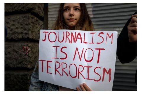 L'Occident ne doit pas délaisser les courageux journalistes de Biélorussie