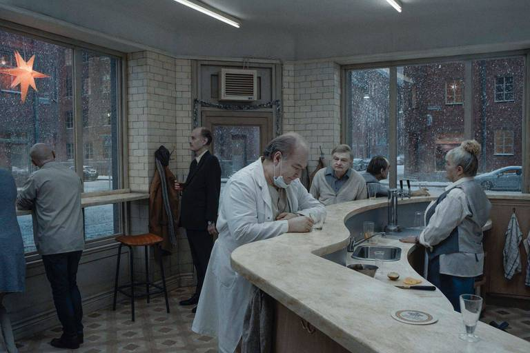 """""""Pour l'éternité"""", toute la poésie désespérée de Roy Andersson"""