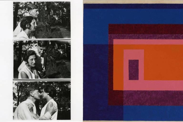 Le couple mythique des Albers, icônes du modernisme