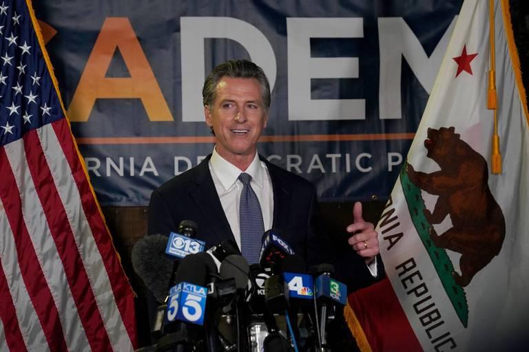 Victoire pour le camp démocrate : les électeurs rejettent la révocation du gouverneur de Californie