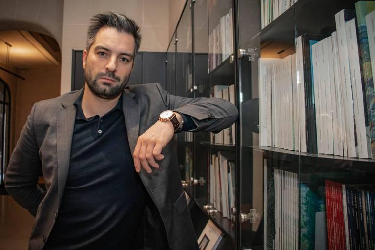 """Grégory Laurent, ex-commissaire de la Foire du livre: """"Nous avons obtenu plus de subsides: la Loterie nationale, Fintro, la Fédération Wallonie-Bruxelles"""""""