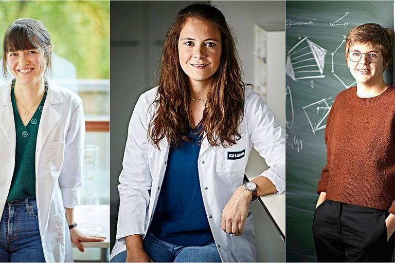 For Women in Science: qui sont ces jeunes et talentueuses chercheuses?