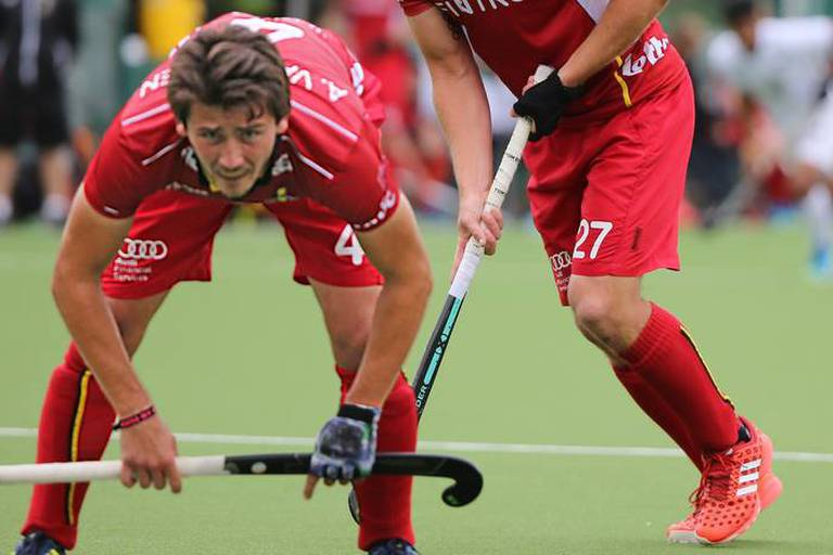 Finale de la World League de hockey: les Belges battent les champions olympiques