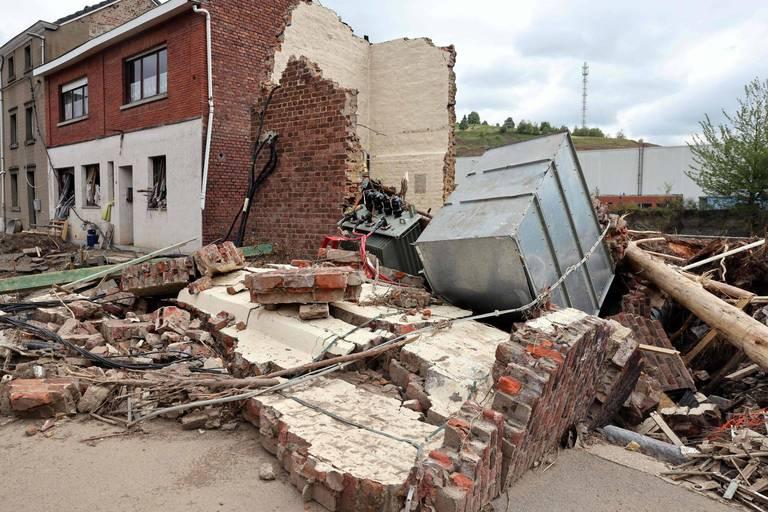 La Flandre est prête à organiser un accueil d'urgence pour les victimes des inondations
