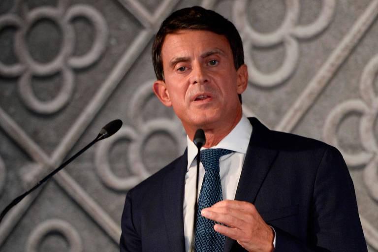 Manuel Valls officialise sa candidature aux municipales à Barcelone