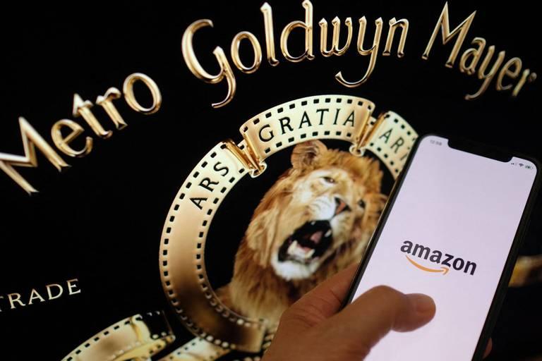 Le studio hollywoodien MGM donne à Amazon la main-mise sur plus de 4000 films et 17 000 émissions de télévision.