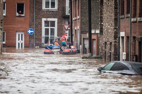 """Inondations : """"Si une responsabilité apparaît ce sera à la justice de s'en saisir"""""""