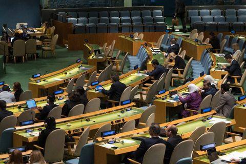 Vaccin obligatoire pour l'Assemblée générale annuelle de l'ONU, colère de la Russie