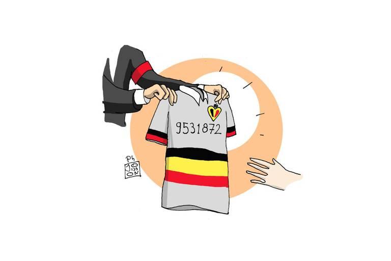 Les Belges ont une longueur d'avance sur leurs politiciens