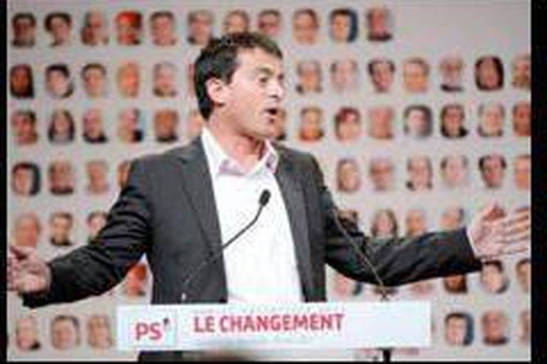 "DSK: Valls ne veut plus commenter ""ce torrent de merde"""