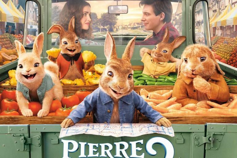 """""""Pierre Lapin 2"""": tout allait pour le mieux dans le meilleur des mondes..."""