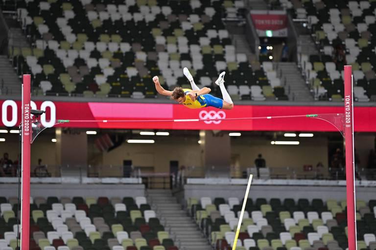 L'envol olympique d'Armand Duplantis