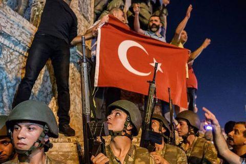 Pourquoi l'Egypte s'est-elle réjouie de la tentative de coup d'Etat en Turquie?