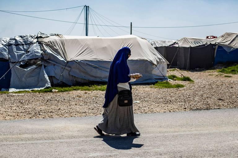 Cinq ans requis contre deux mères détenues en Syrie