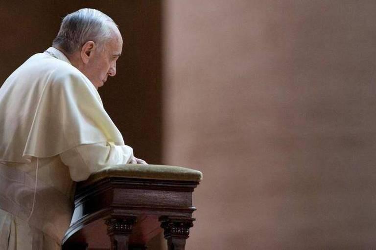 Malaise autour une interview du pape François