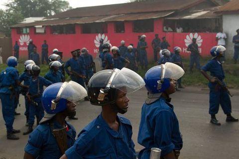 Burundi: scission ou non dans l'armée?