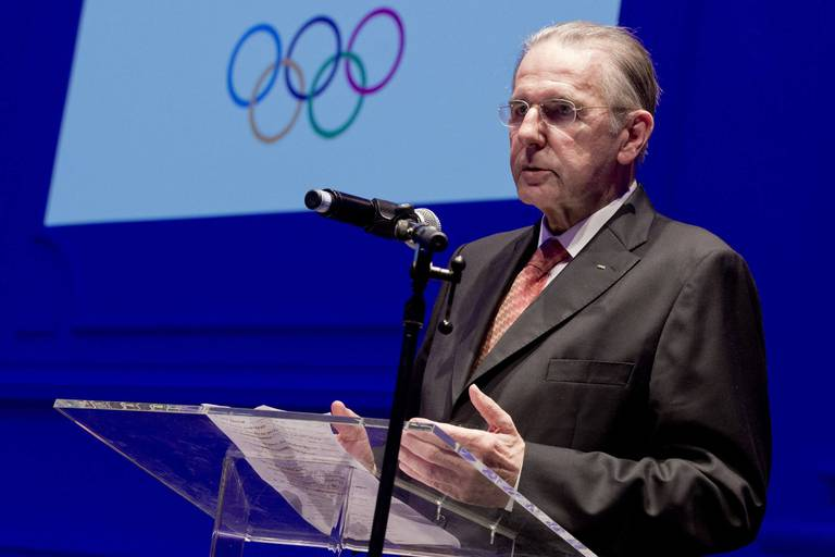 Jacques Rogge, ancien président du Comité international olympique, est décédé à l'âge de 79 ans