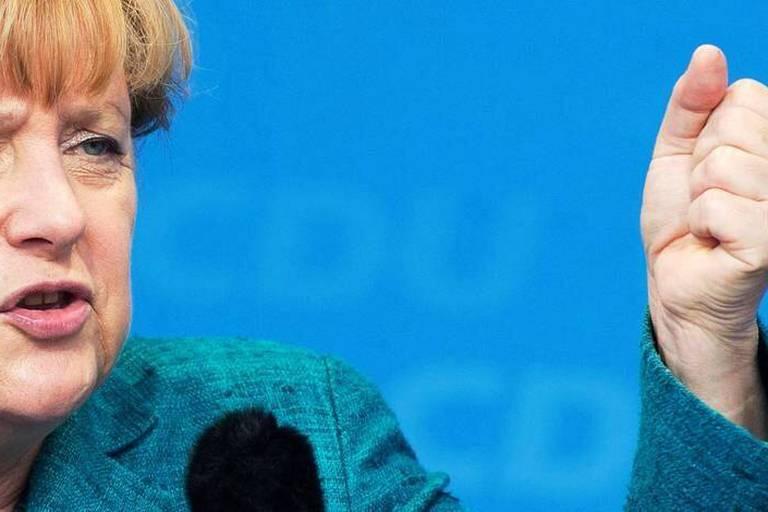 Angela Merkel bien partie pour un troisième mandat