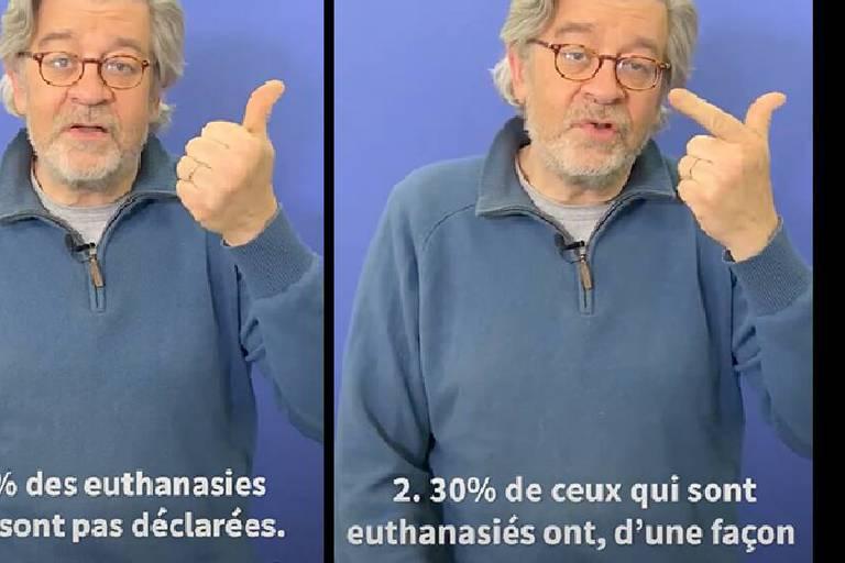 La moitié des euthanasies pratiquées en Belgique sont-elles non déclarées ?