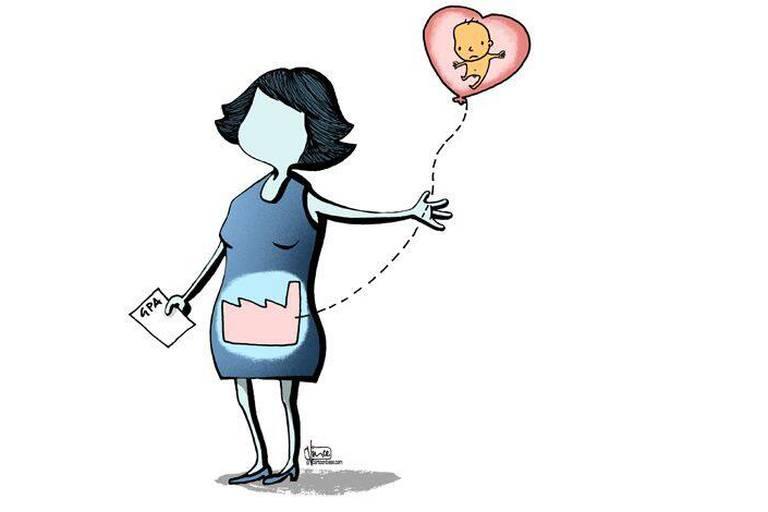 La GPA, préjudice de taille pour le bébé