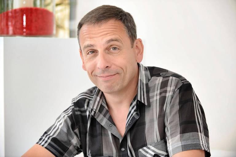 François Pirette est devenu grand-père pour la première fois