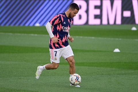 Eden Hazard auteur d'un magnifique geste face à Osasuna