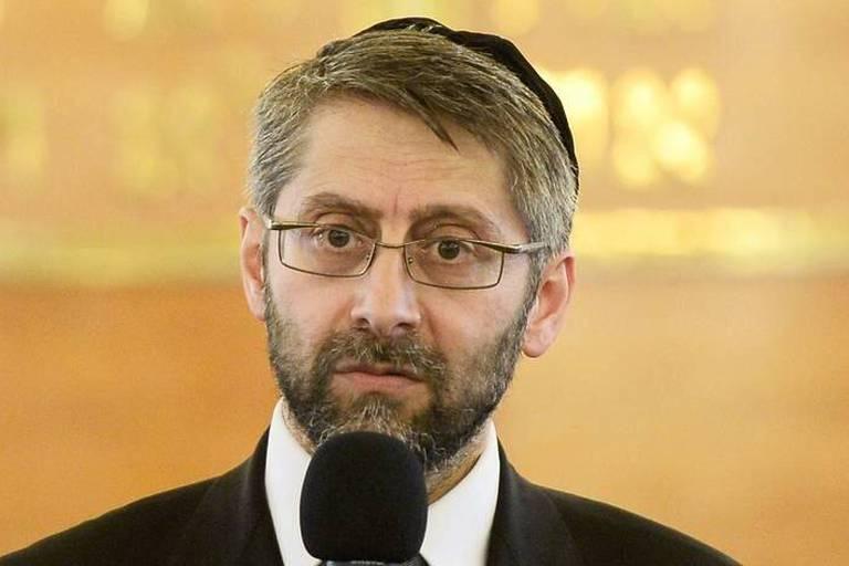"""Le grand rabbin de France appelle à agir plus vite pour les minorités d'Orient que """"lors de la Shoah"""""""