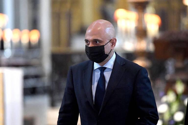 Le ministre de la Santé britannique testé positif au Covid-19