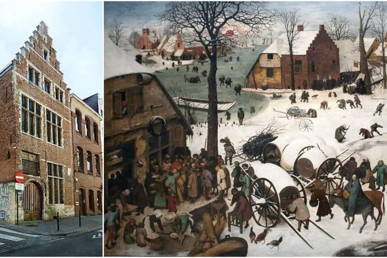 Pour une raison surréaliste, le projet d'une maison Bruegel à Bruxelles doit être abandonné