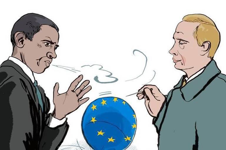 De l'Ukraine aux élections européennes