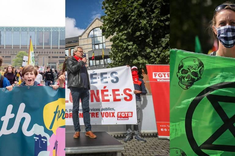 """Des centaines d'associations se regroupent pour """"Faire Front"""" à l'urgence démocratique et sociale laissée par la crise du coronavirus"""