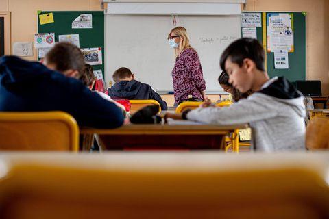 Les enseignants devraient être évalués tous les cinq ou six ans