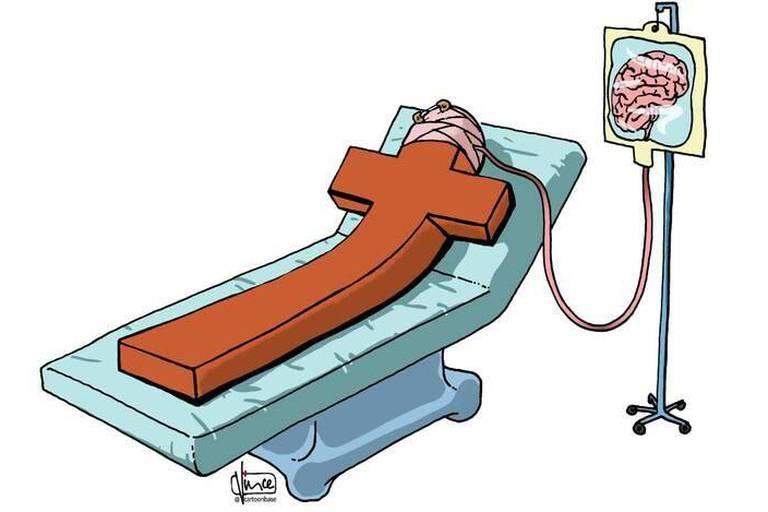 Le dogme, cancer de l'Eglise catholique
