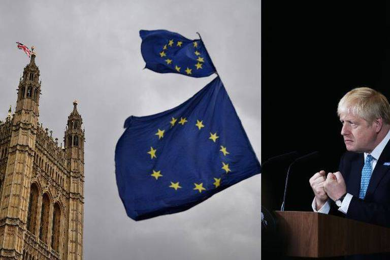 Les conséquences d'un Brexit sans accord, voulu par Boris Johnson